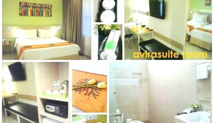 Avira Hotel Makassar Panakkukang - suite