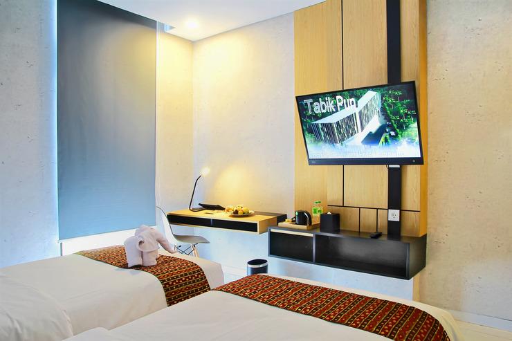 BBC Hotel Lampung Bandar Jaya Lampung Tengah - Bedroom