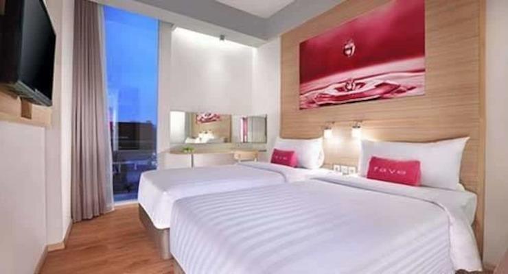 fave hotel Palembang - Guestroom