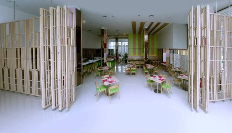 fave hotel Palembang - Restoran