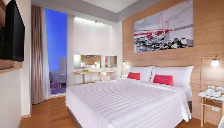 fave hotel Palembang - Kamar