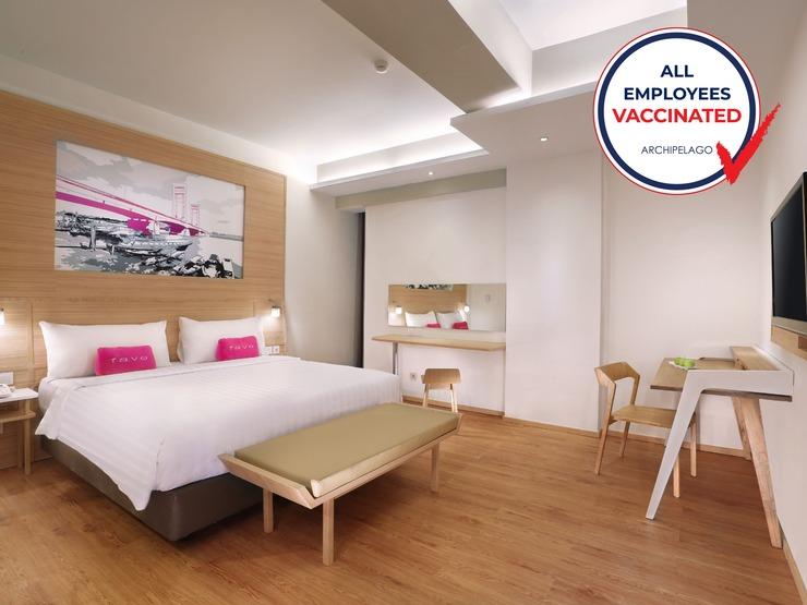 fave hotel Palembang - Vaccinated