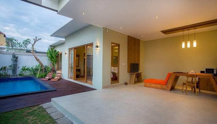 Buana Bali Luxury Villas and Spa Bali - Ruang tamu