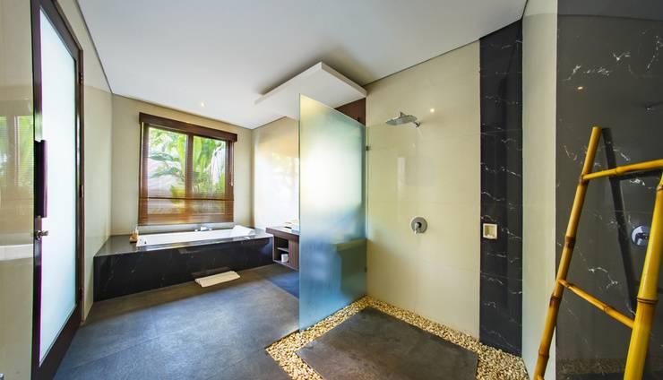 Buana Bali Villas & Spa Jimbaran - Kamar mandi