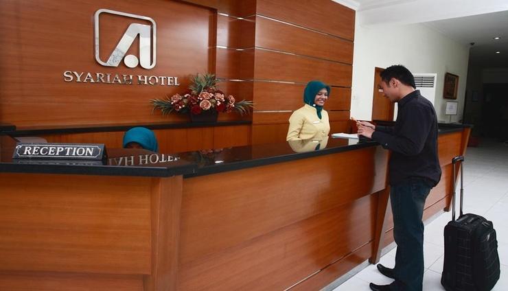 Hotel Syariah Arini Solo - Reception