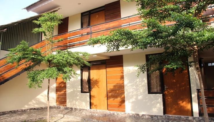 Bamboe Inn Homestay Bandar Lampung - exterior