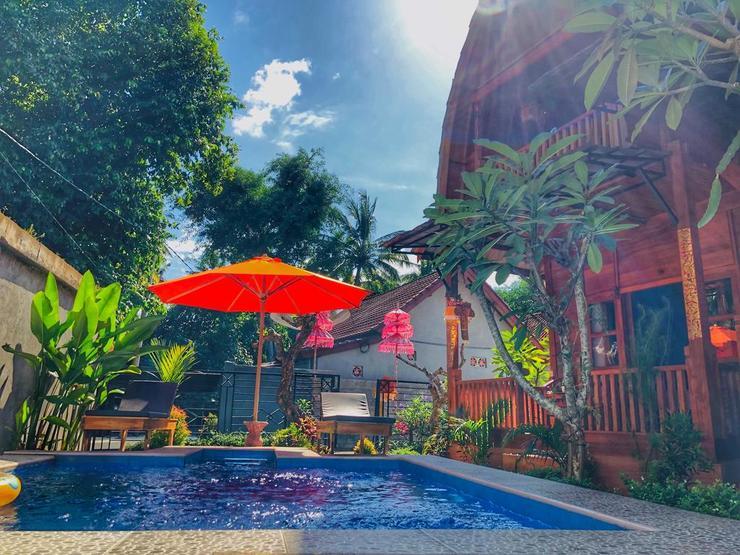 Madeira inn Villa Bali - Pool