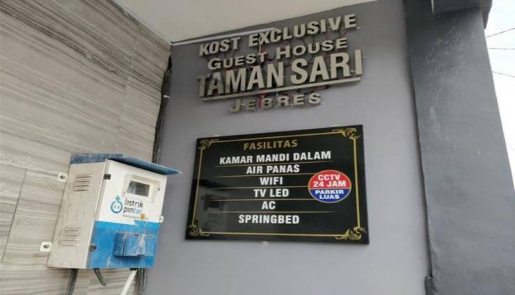 Guest House Taman Sari Solo - Guest House Taman Sari