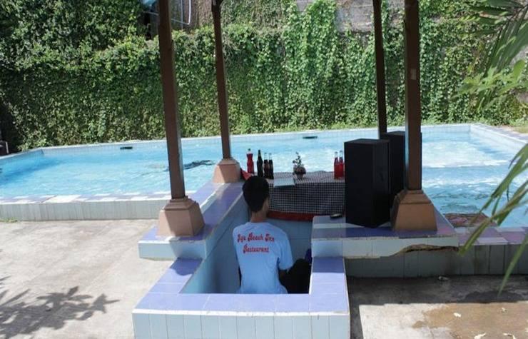 Ayu Beach Inn Bali - Kolam Renang