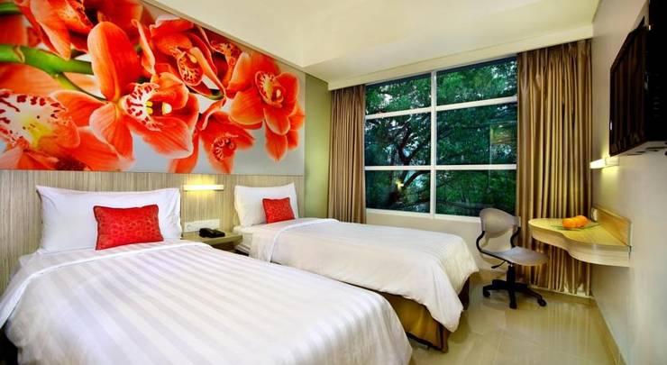 favehotel Wahid Hasyim Jakarta - Ruang Tamu