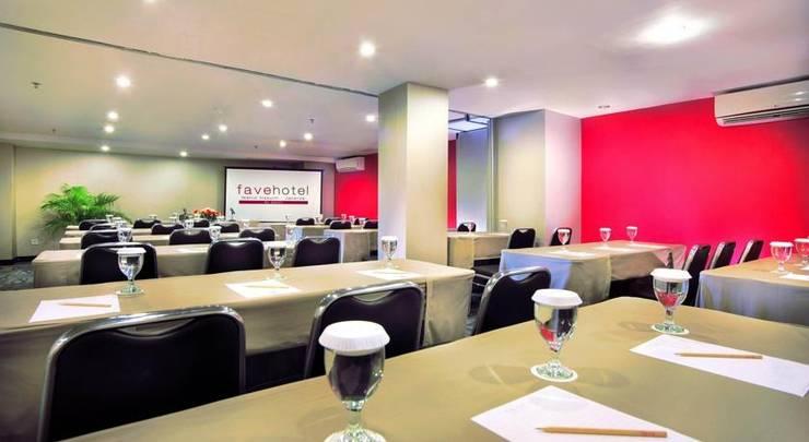 favehotel Wahid Hasyim Jakarta - Ruang Pertemuan