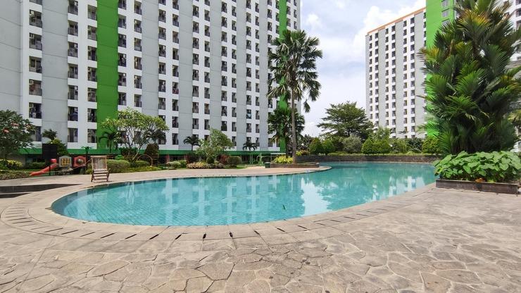 KoolKost @ Serpong Green View Tower C Tangerang Selatan - Photo