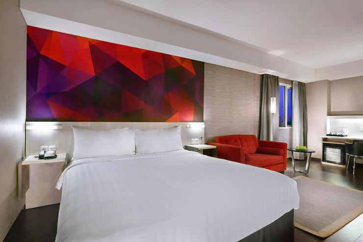favehotel Tanah Abang Cideng Jakarta - Guestroom
