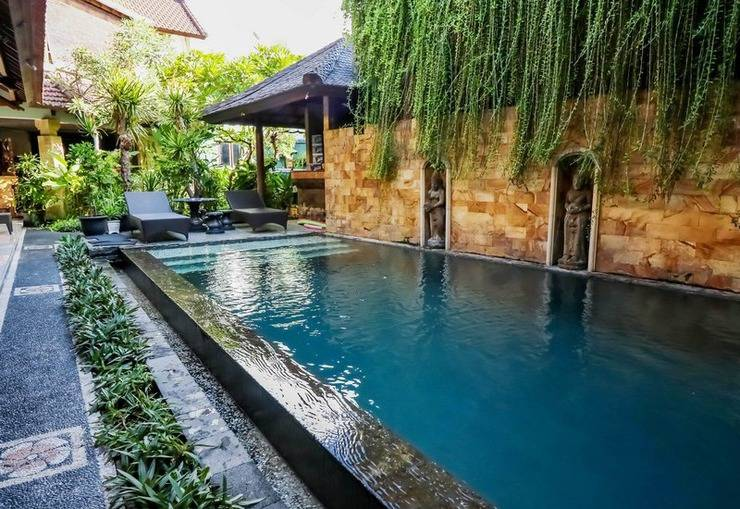 NIDA Rooms Legian Beach Walk - Kolam Renang