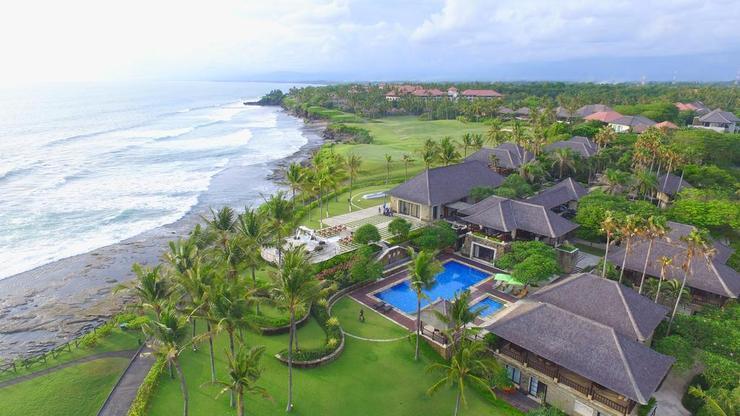 Nirwana Villa Estate Bali - View