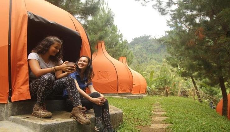 The Lodge Maribaya Bandung - Tent