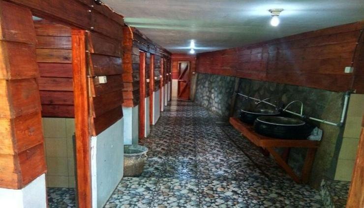 The Lodge Maribaya Bandung - Interior