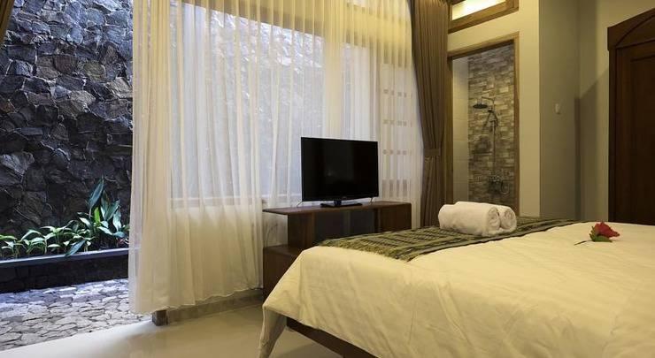 Omah Helena Guest House Malang - Kamar tamu