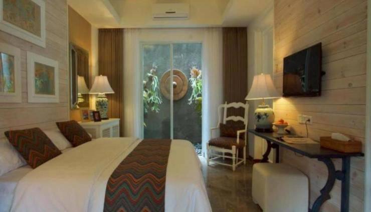 Summerhome Seminyak  Bali - Kamar tamu