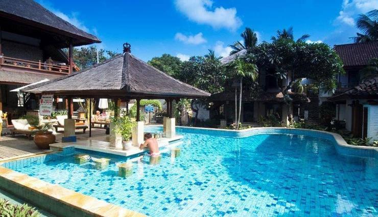 Balisani Padma Bali - Sunken Pool Bar