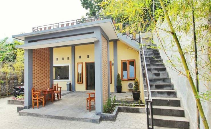 Centra Inn Villa Kaliurang Yogyakarta - Eksterior