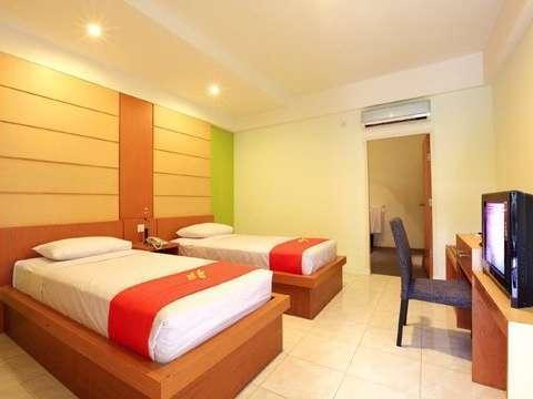 Hotel Griya Asri Lombok - Deluxe Teras