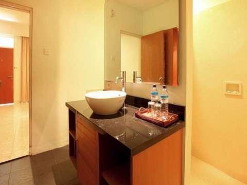 Hotel Griya Asri Lombok - Kamar mandi