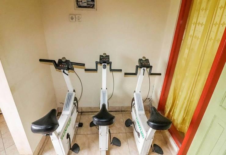 NIDA Rooms Boyong Hargo Binangun Jogja - Pusat Kebugaran