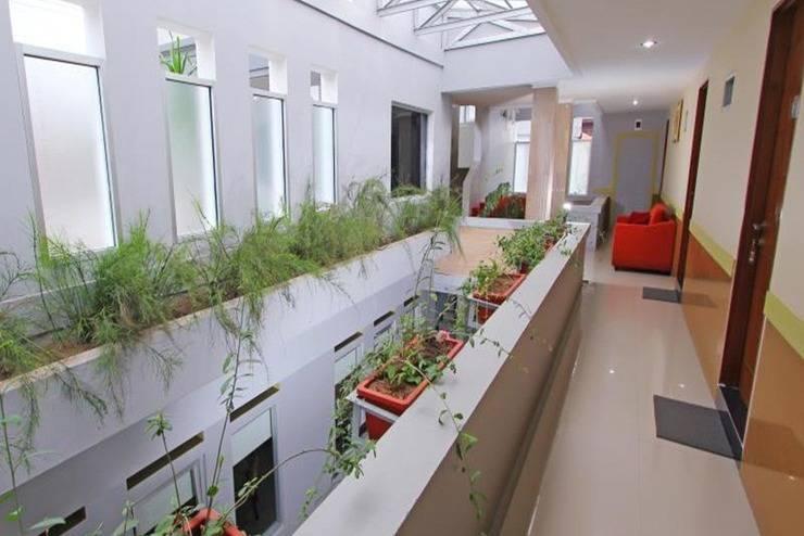 Accordia Dago Hotel Bandung - Corridor