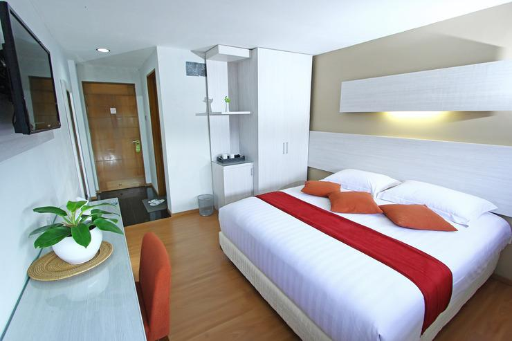 Accordia Dago Hotel Bandung - Superior King