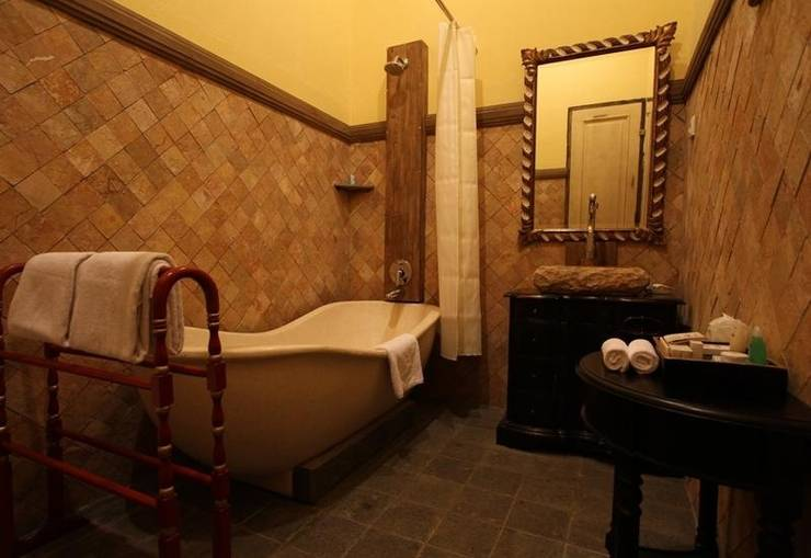 Kayu Arum Resort Salatiga - Kamar Mandi Deluxe