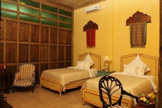 Kayu Arum Resort Salatiga - Kamar Superior Twin