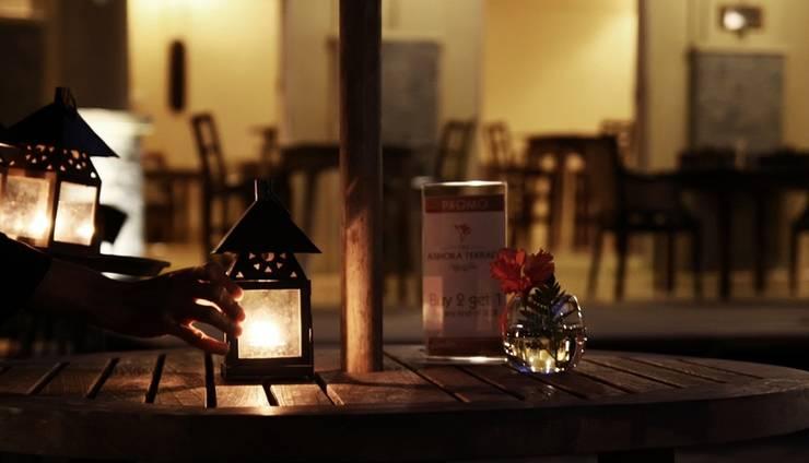 Kayu Arum Resort Salatiga - Area Bar