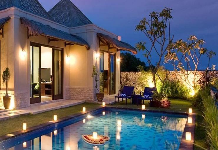 Chateau De Bali Ungasan Bali - Kolam Renang