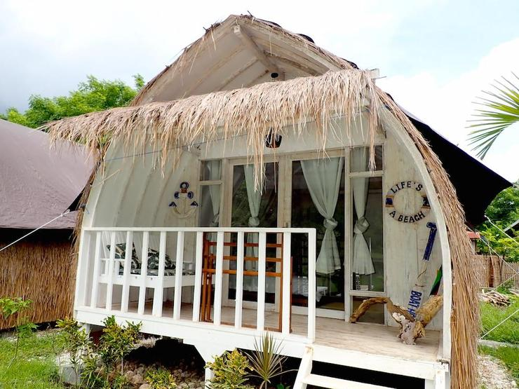 Maleo Moyo Hotel & Dive Resort Sumbawa - Facade