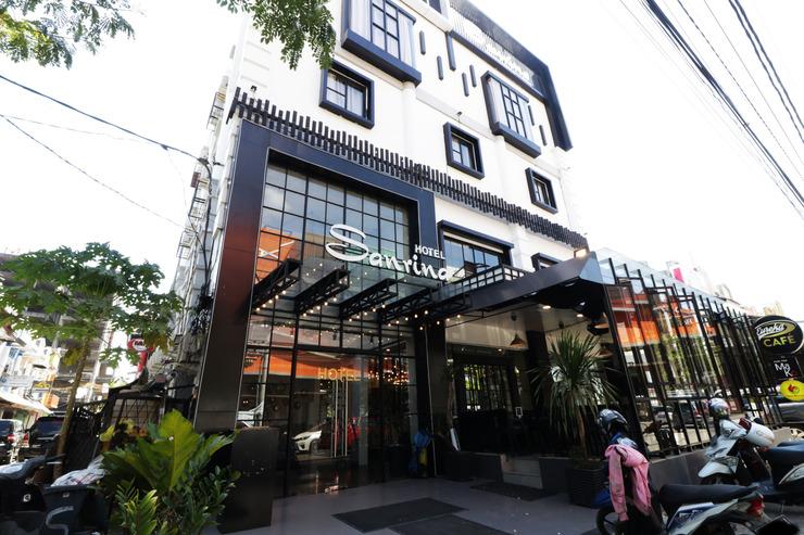 Hotel Sanrina Makassar Makassar - exterior