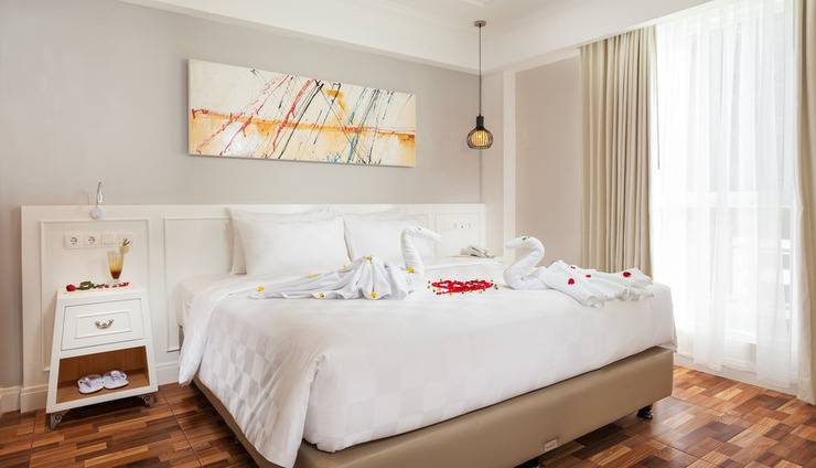 Cordela Norwood Hotel Jakarta - Deluxe Suite Room