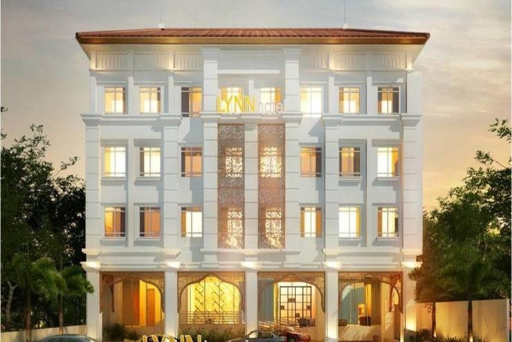 Horison Lynn Yogyakarta - Tampilan Luar Hotel