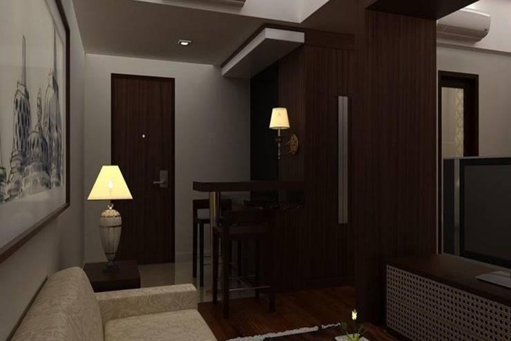 Horison Lynn Yogyakarta - Ruang tamu