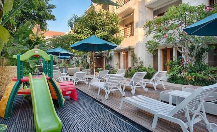 Baleka Resort Hotel & Spa Bali - Kolam Renang