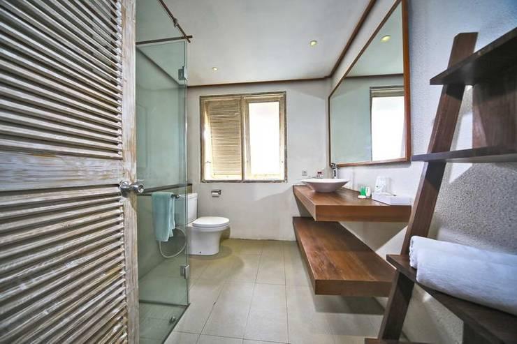 The Adma Umalas Resort Bali - Kamar Mandi Kamar Lux Suite