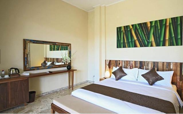 The Adma Umalas Resort Bali - Suite Kolam Renang
