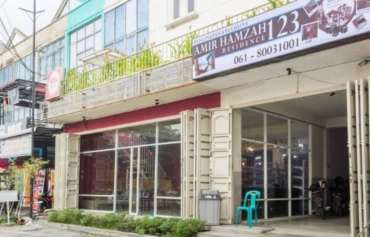 Amir Hamzah Residence 123 (not active) Medan - Eksterior