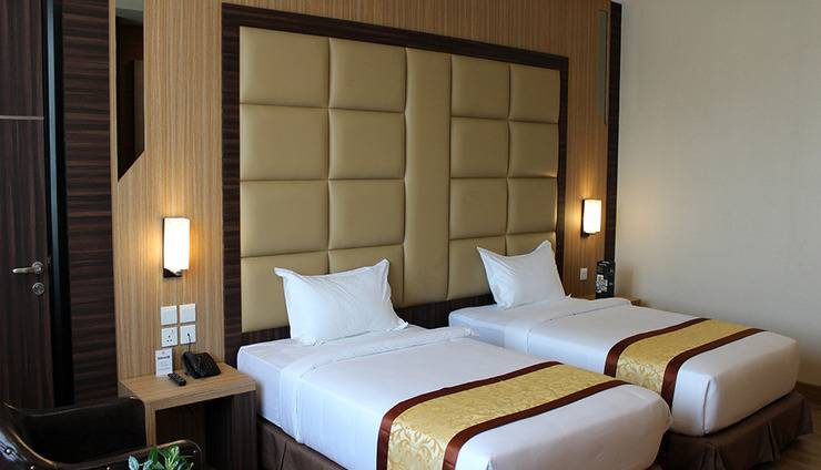 M One Hotel Batam - Deluxe Twin