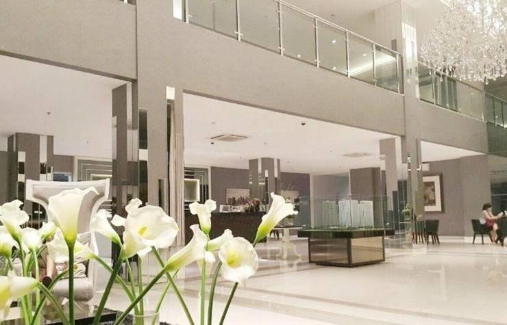 Apartment Educity by Citihome Surabaya - lobi