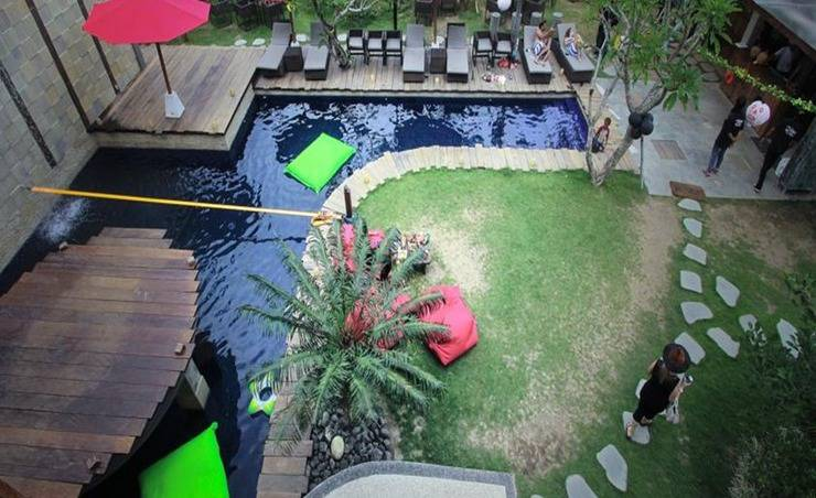 Pipe Dream Villas & Resort Lombok - Kolam Renang