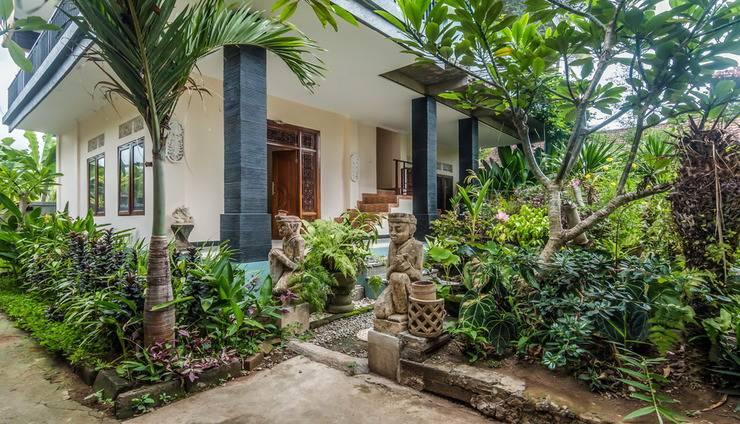 ZenRooms Ubud Laplapan Bali - Tampak luar