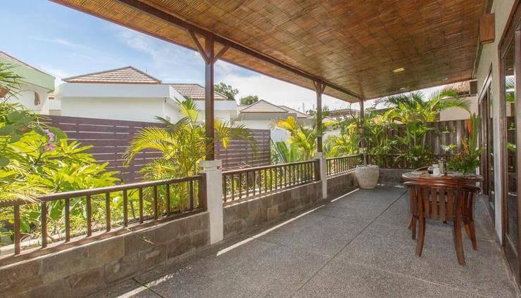 Villa Sedap Malam Nagisa Bali - gazebo