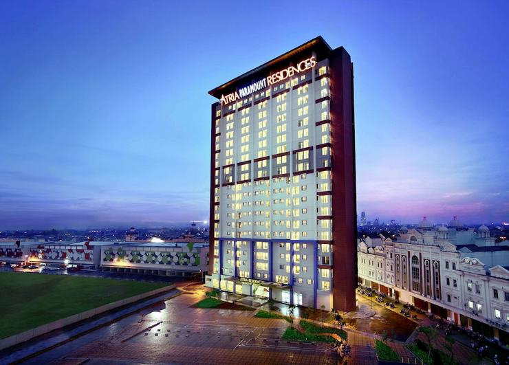 Hotel Atria Serpong - Featured Image