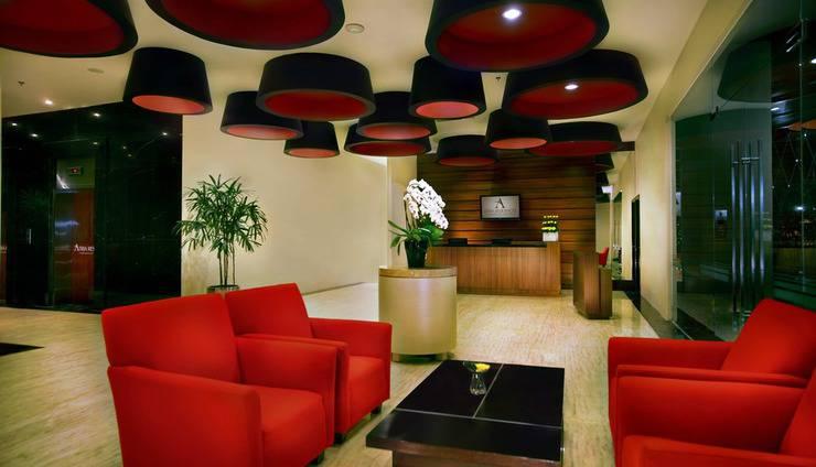 Hotel Atria Serpong - Lobby